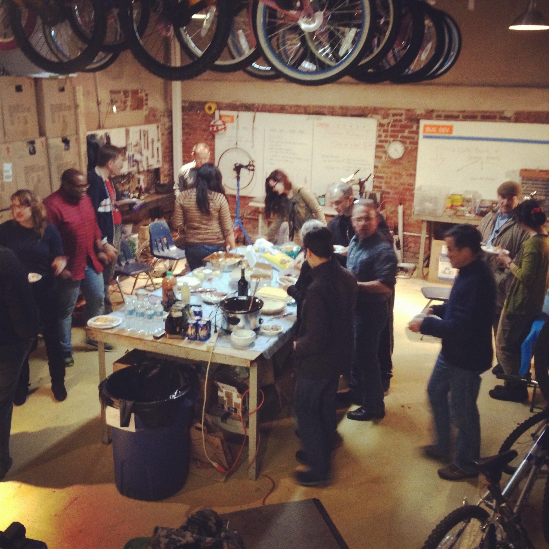 Bike Exchange Newark Nj The Brick City Bike Collective